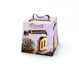 Panettone Tre Cioccolati
