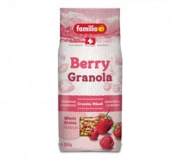 Berry Granola