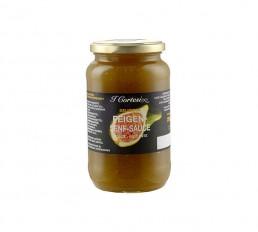 Feigen Senf Sauce