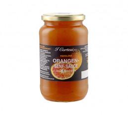 Orangen Senf Sauce