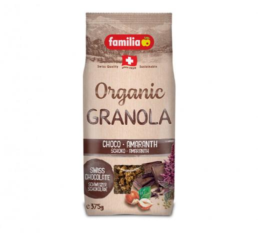 Organic Granola Choco Amaranth