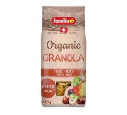 Organic Granola Fruit Nuts