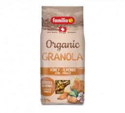 Organic Granola Honey