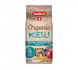 Organic Muesli