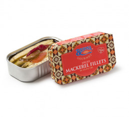 Spiced Mackerel Fillets