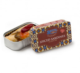 Spiced Sardines
